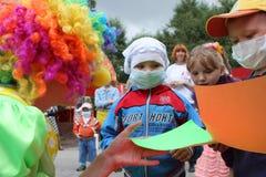 Festival Bubbles Stock Photo