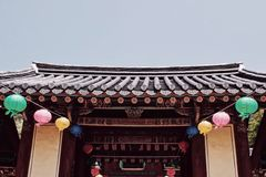 Festival budista Fotografía de archivo