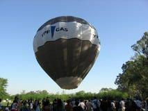 Festival Capilla del Señor del globo del aire caliente Buenos Aires 2005 Argentinan Imágenes de archivo libres de regalías