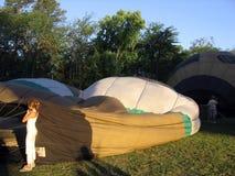 Festival Capilla del Señor del globo del aire caliente Buenos Aires 2005 la Argentina Fotografía de archivo