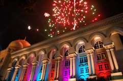 Putrajaya Malaysia - Festival Celebration Royalty Free Stock Photography