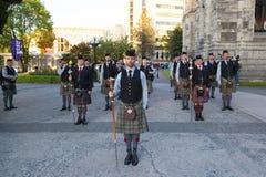 Festival celtico Fotografie Stock