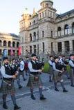 Festival celtico Fotografie Stock Libere da Diritti