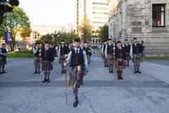Festival celtico Immagini Stock Libere da Diritti