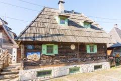 Festival Centre In Drvengrad Kusturica, Serbia stock photography