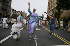Festival of the Chariots Stock Image