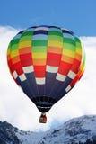 Festival chaud de ballon à air Image libre de droits