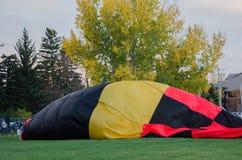 Festival chaud 2016 de ballon à air Image stock