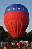 Festival 2015 chaud de ballon à air de la compagnie de pompiers de Plainville (CT) Photos libres de droits