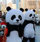 Festival chinês da cultura Cidade, executada dubai imagens de stock