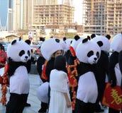 Festival chinês da cultura Cidade, executada dubai fotografia de stock