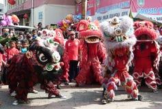 Festival chino de la cultura Imagenes de archivo