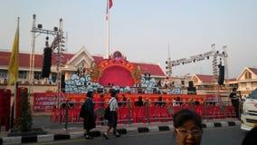 Festival chino del Año Nuevo en el camino 4 Imagenes de archivo