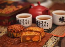 Festival chinois de Mi-automne photo stock