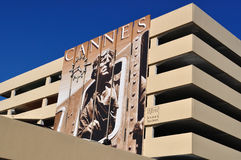 Festival of Cinema, Cannes, France Stock Photography