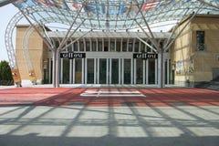Festival cinematografico di Giffoni Immagine Stock