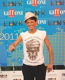 Festival cinematografico 2011 di Giffoni di Al di Dolcenera Immagini Stock