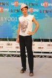 Festival cinematografico 2011 di Giffoni di Al di Dolcenera Fotografia Stock