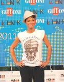 Festival cinematografico 2011 di Giffoni di Al di Dolcenera Fotografia Stock Libera da Diritti