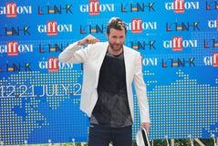 Festival cinematografico 2011 di Giffoni di Al di Jovanotti Immagine Stock