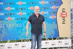 Festival cinematografico 2011 di Giffoni di Al di LluÃs Homar Immagine Stock