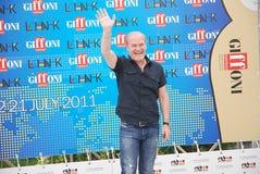 Festival cinematografico 2011 di Giffoni di Al di LluÃs Homar Fotografie Stock