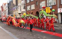 Festival cinese di nuovo anno Fotografie Stock Libere da Diritti
