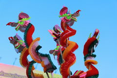 Festival cinese di nuovo anno Immagini Stock Libere da Diritti