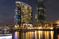 Festival City in Dubai Stock Photos