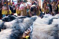 Festival 2017, ciudad de Pasay, Filipinas de Aliwan Foto de archivo libre de regalías