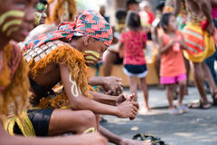 Festival 2017, ciudad de Pasay, Filipinas de Aliwan Fotografía de archivo libre de regalías