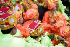 Festival 2017, ciudad de Pasay, Filipinas de Aliwan Imagen de archivo