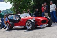 Festival clásico del coche, mún Koenig, Alemania Fotos de archivo