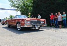 Festival clásico del coche, mún Koenig, Alemania Fotografía de archivo