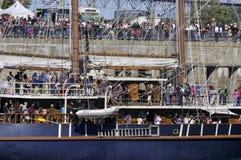 Festival clássico do barco de Montreal Foto de Stock Royalty Free