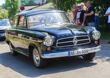 Festival clássico do carro, Koenig mau, Alemanha Imagem de Stock Royalty Free