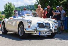 Festival clássico do carro, Koenig mau, Alemanha Imagens de Stock