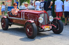 Festival clássico do carro, Koenig mau, Alemanha Fotos de Stock Royalty Free