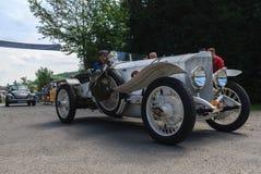 Festival classico dell'automobile, cattivo Koenig, Germania Immagini Stock Libere da Diritti