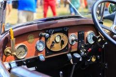 Festival classico dell'automobile, cattivo Koenig, Germania Immagini Stock