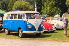 Festival classique de voiture, mauvais Koenig, Allemagne Photographie stock libre de droits