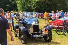 Festival classique de voiture, mauvais Koenig, Allemagne Image stock