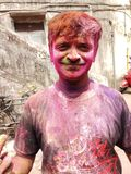 Festival of colors - Holi royalty free stock photos