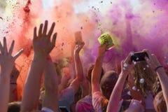 Festival of Colours - holi stock photography