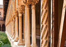 The festival of columns Stock Image
