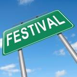 Festival concept. Stock Photo
