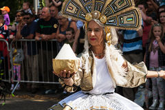 Festival costume Stock Photo