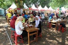 Festival culinario Fotografía de archivo libre de regalías
