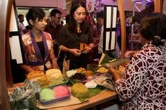 Festival culinario Imágenes de archivo libres de regalías