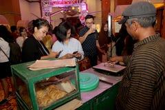 Festival culinario Foto de archivo libre de regalías